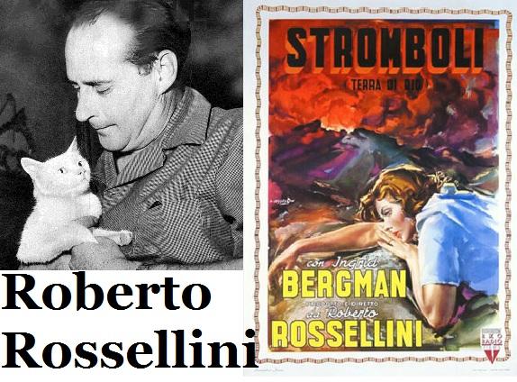 cartel rossellini